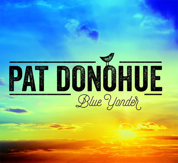 Pat Donohue's new CD: Blue Yonder