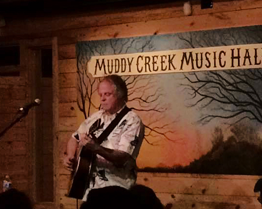 Pat Donohue plays Muddy Creek Music Hall in Winston-Salem, NC on May 6, 2016